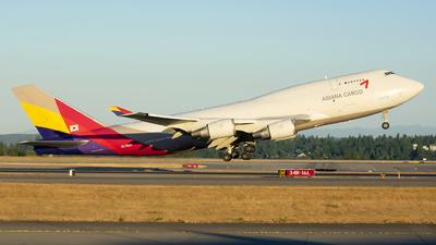 HL7620 - Boeing 747-419(BDSF) - Asiana Cargo