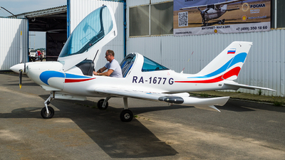 RA-1677G - TL Ultralight TL-2000 Sting S4 - Private
