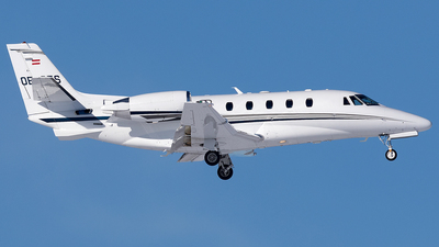 OE-GTS - Cessna 560XL Citation XLS Plus - Porsche Air Service