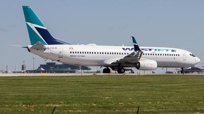 C-FWJS - Boeing 737-8CT - WestJet Airlines