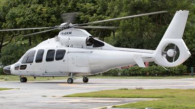 PR-BXM - Eurocopter EC 155 B1 - Ocean Explorer do Brasil