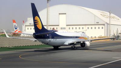 VT-JGT - Boeing 737-85R - Jet Airways