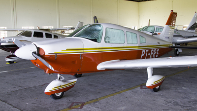 PT-RRS - Embraer EMB-712 Tupi - Private