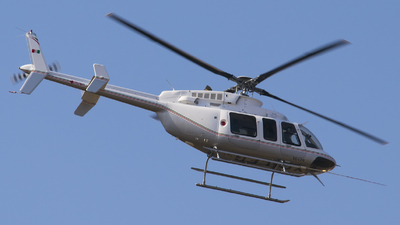 XC-LFG - Bell 407 - Mexico - Government