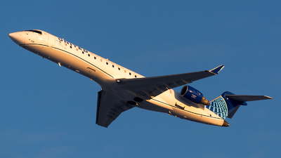 N538GJ - Bombardier CRJ-550 - United Express (GoJet Airlines)