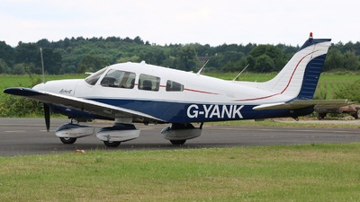 A picture of GYANK - Piper PA28181 - [288090163] - © David Cook