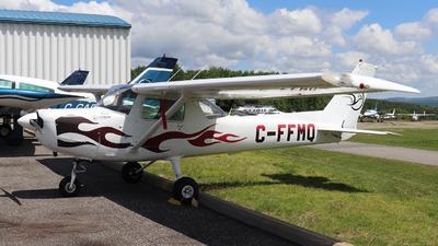 C-FFMQ - Cessna 152 - Grondair