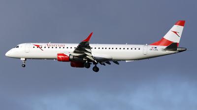 OE-LWL - Embraer 190-200LR - Austrian Airlines