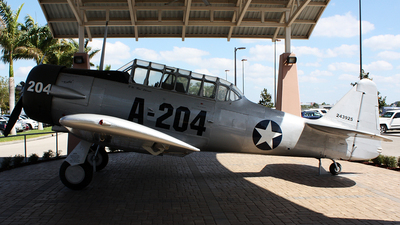 42-43925 - North American AT-6C Texan - United States - US Air Force (USAF)