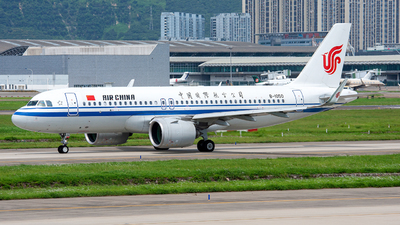 B-1050 - Airbus A320-271N - Air China