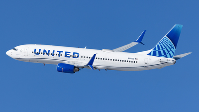 N18220 - Boeing 737-824 - United Airlines