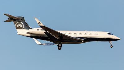 M-HSCZ - Gulfstream G650ER - Private