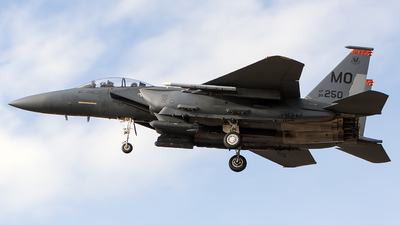 90-0250 - Boeing F-15E Strike Eagle - United States - US Air Force (USAF)
