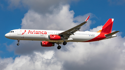A picture of N692AV - Airbus A321231 - Avianca - © Sweet Potato
