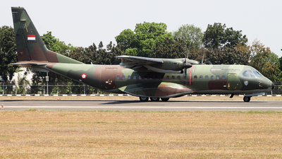 A-2909 - CASA C-295M - Indonesia - Air Force