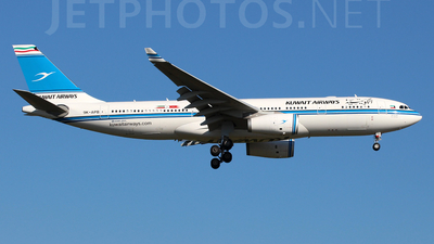 9K-APB - Airbus A330-243 - Kuwait Airways