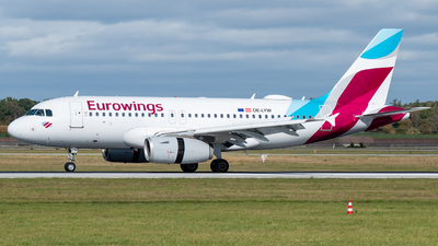 A picture of OELYW - Airbus A319132 - Eurowings - © marfi80