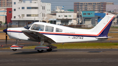 JA3742 - Piper PA-28-151 Cherokee Warrior - Private