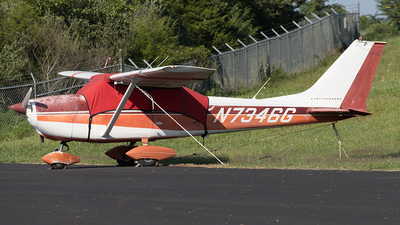 N7346G - Cessna 172K Skyhawk - Private