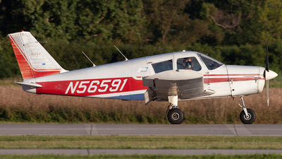 N56591 - Piper PA-28-140 Cherokee E - Private
