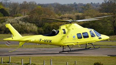F-HVIK - Agusta-Westland AW-109 Trekker - SAF Hélicoptères