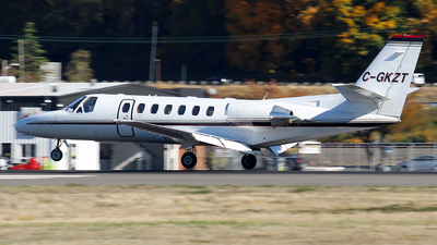 C-GKZT - Cessna 560 Citation Encore - Private