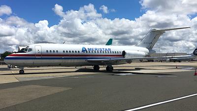 N783TW - McDonnell Douglas DC-9-15(F) - Ameristar Air Cargo