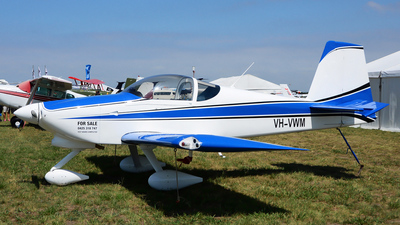 VH-VWM - Vans RV-7A - Private