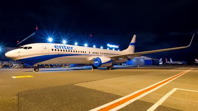 A picture of SPENV - Boeing 7378BK - Enter Air - © Jevgeni Ivanov