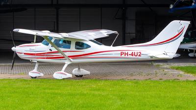 PH-4U2 - TL Ultralight TL-3000 Sirius - Private