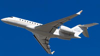 N543GL - Bombardier BD-700-1A10 Global 6000 - Private
