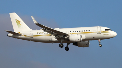 HZ-SKY4 - Airbus A319-115(CJ) - Sky Prime