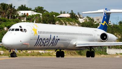 PJ-MDC - McDonnell Douglas MD-82 - Insel Air