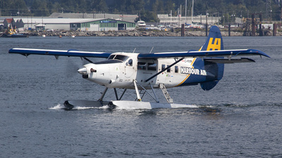 C-FITF - De Havilland Canada DHC-3T Vazar Turbine Otter - Harbour Air