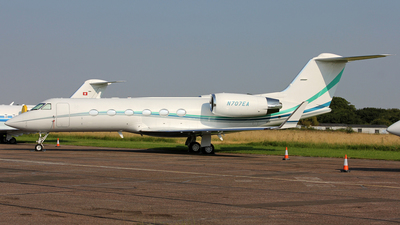 N707EA - Gulfstream G-IV(SP) - Private