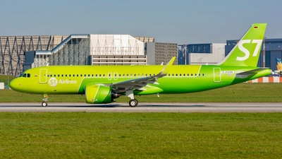D-AXAM - Airbus A320-271N - S7 Airlines