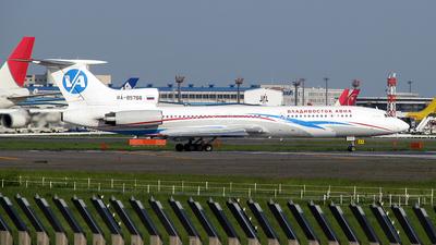 RA-85766 - Tupolev Tu-154M - Vladivostok Air