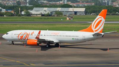 PR-GTJ - Boeing 737-8EH - GOL Linhas Aereas