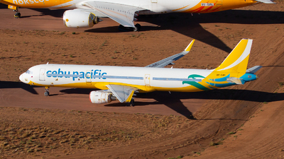 A picture of RPC4111 - Airbus A321211 - Cebu Pacific - © Brock L