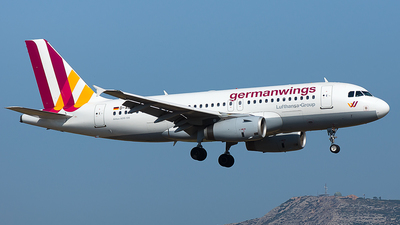 D-AGWE - Airbus A319-132 - Germanwings