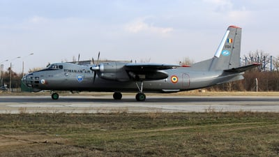 1104 - Antonov An-30 - Romania - Air Force