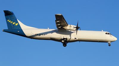 EI-SLW - ATR 72-202(F) - ASL Airlines