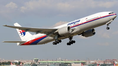 9M-MRE - Boeing 777-2H6(ER) - Malaysia Airlines
