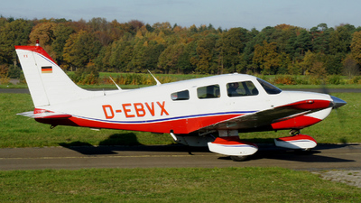D-EBVX - Piper PA-28-181 Archer III - Private