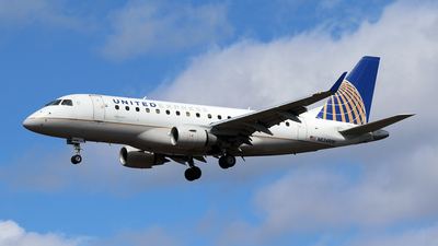 N634RW - Embraer 170-100SE - United Express (Republic Airlines)