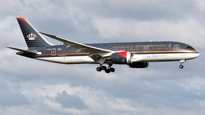 A picture of JYBAB - Boeing 7878 Dreamliner - Royal Jordanian - © Anna Zvereva