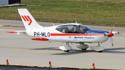 PH-MLO - Socata TB-10 Tobago GT - Martinair Flight Academy