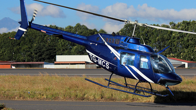 TG-MCS - Bell 206B JetRanger III - Private