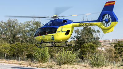 EC-MOS - Airbus Helicopters H145 - Spain - Government