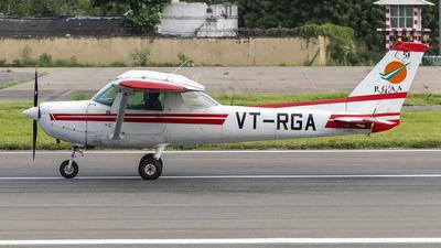 VT-RGA - Cessna 152 - Wings Aviation